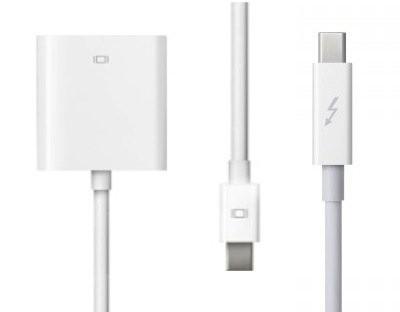 Mac adapters & kabels