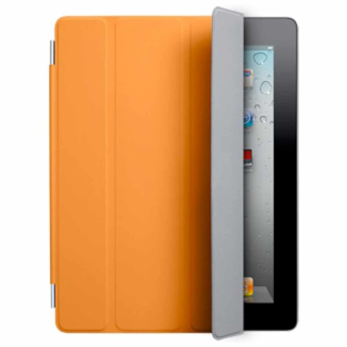 126409892Smart Cover iPad oranje