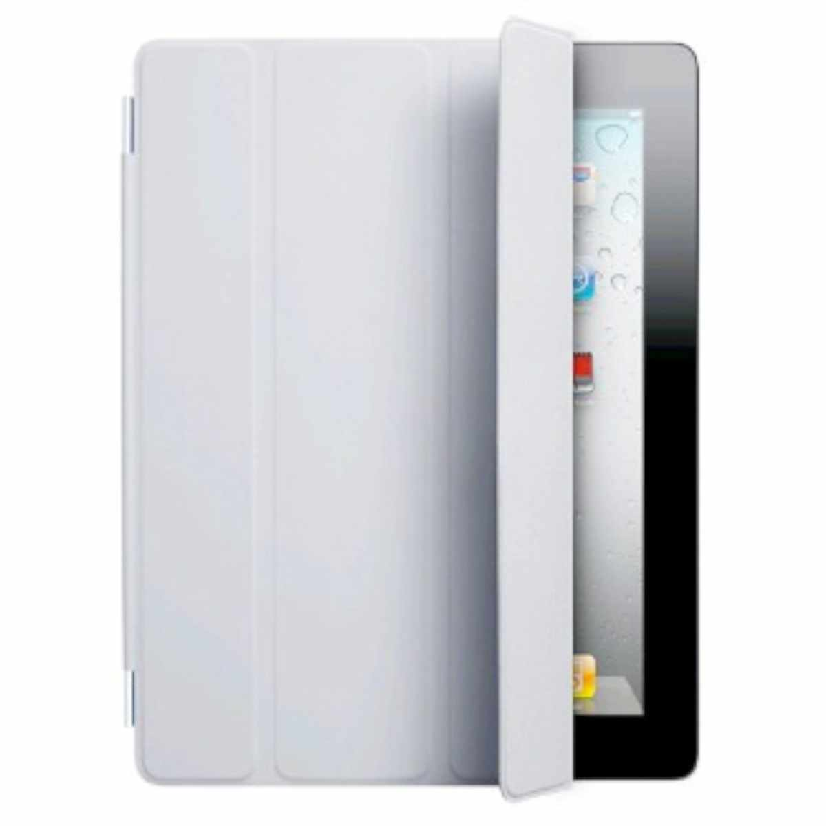 126409915Smart Cover iPad 2 - nieuwe iPad wit