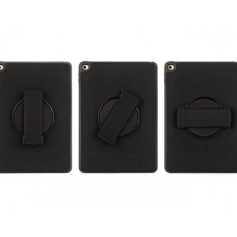 Griffin AirStrap 360 case iPad Air 2 zwart