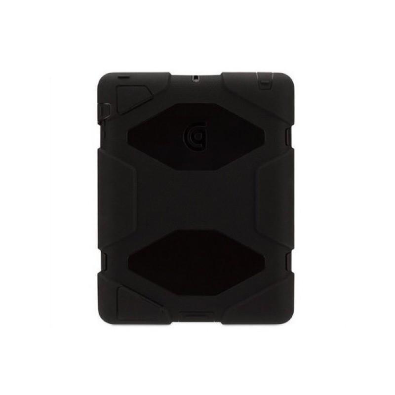 Griffin Survivor All-Terrain hardcase iPad 2 / 3 / 4 zwart