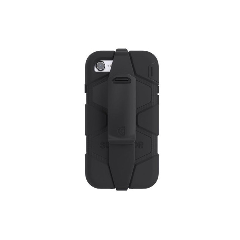 Griffin Survivor Extreme Duty hardcase iPhone 7 zwart (GB42761)