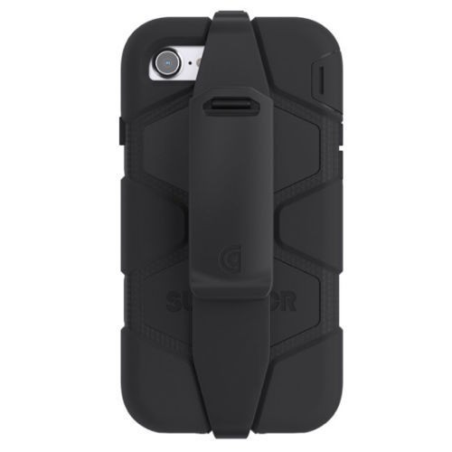 Griffin Survivor All-Terrain hardcase iPhone 7/8 zwart