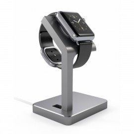 Satechi Aluminium Apple Watch Stand Space grey