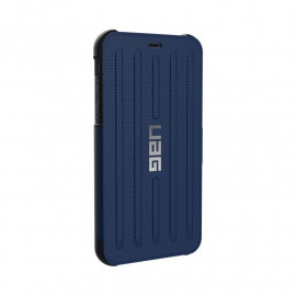 UAG Hard Case iPhone XR Metropolis Cobalt blauw