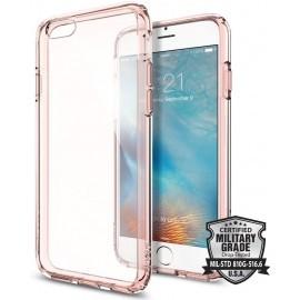 Spigen Ultra Hybrid iPhone 6(S) Rose Crystal