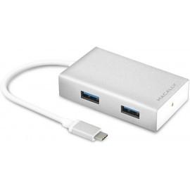 USB-C naar 4 x USB A Hub