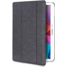 Puro Slim Case Ice Galaxy Tab 4 10.1 Pearl Grey