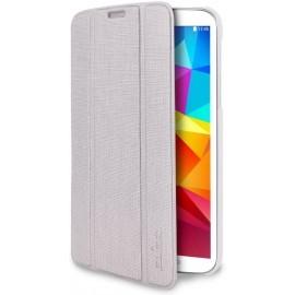 Puro Slim Case Ice Galaxy Tab 4 7.0 Pearl White