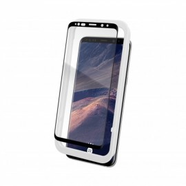 THOR Glass Full Screenprotector zwart Samsung Galaxy S9 Plus