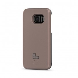 Be Hello Selfie Case Galaxy S7 Rose Gold