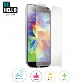 Be Hello Screenprotector Galaxy S5 / S5 Neo Impact Glass