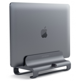 Satechi Aluminum Laptop Stand Vertical Space Gray