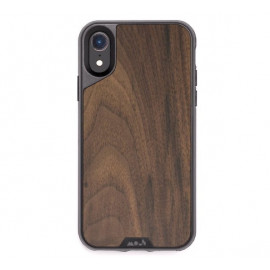 Mous Limitless 2.0 Case iPhone XR Walnut