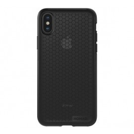 Nomad Hexagon Case iPhone X / XS zwart
