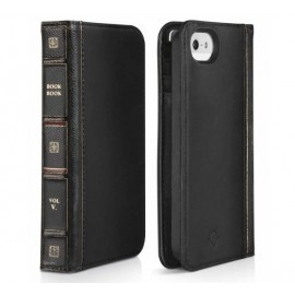 Twelve South BookBook iPhone 5(S)/SE zwart