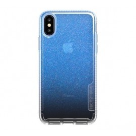 Tech21 Pure Shimmer iPhone XS Max blauw