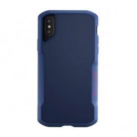Element Case Shadow iPhone X / XS blauw