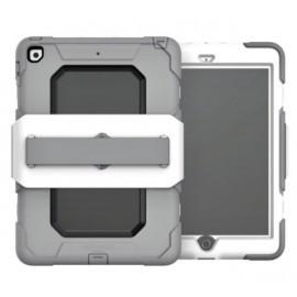Griffin Survivor Medical iPad 2017 9.7 Handstrap Wit/Grijs