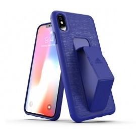 Adidas SP Grip Case iPhone XS Max blauw
