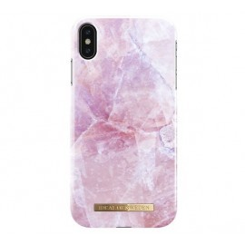 iDeal of Sweden Fashion Back Case iPhone XS Max pink marble