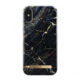 iDeal of Sweden Fashion Back Case iPhone X / XS port laurent marble