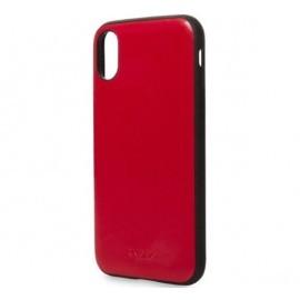 Knomo iPhone X / XS Snap On Case Chili