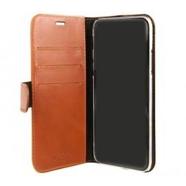 Valenta Booklet Classic Luxe iPhone X / XS bruin