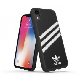 Adidas OR Moulded Case iPhone XR zwart