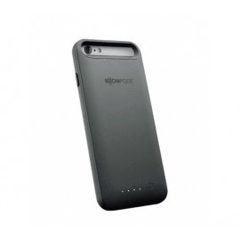 Boompods Powercase 4000mAh iPhone 6 / 6S Plus grijs