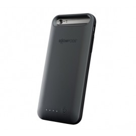 Boompods Powercase 3100mAh iPhone 6 / 6S grijs