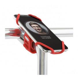 Bone Bike Tie Pro 2 Universele Fietshouder rood
