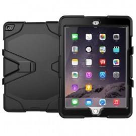 C&S Survivor Hardcase iPad 2017 / 2018 zwart