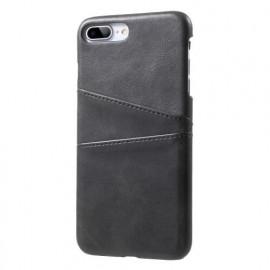 Casecentive Leren Wallet back case iPhone 7 / 8 plus zwart