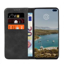 Casecentive Leren Wallet case Samsung Galaxy S10e zwart