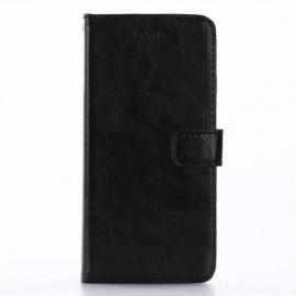 Casecentive Leren Wallet case iPhone 7/8 zwart