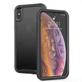 Casecentive Shockproof case iPhone XS Max clear