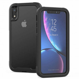 Casecentive Shockproof case iPhone XR clear