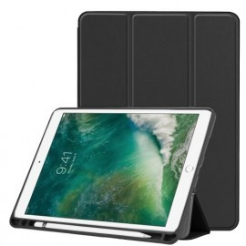 Casecentive Smart Leather Case iPad Air 10.5 / Pro 10.5 zwart