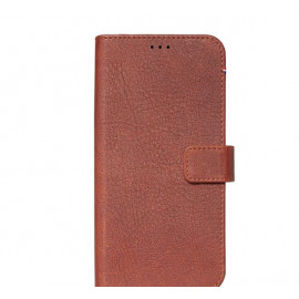 Decoded Leren Wallet Case iPhone 11 Pro bruin