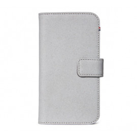 Decoded Leren Wallet Case iPhone 11 Pro grijs