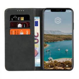 Casecentive Leren Wallet case iPhone 11 Pro zwart