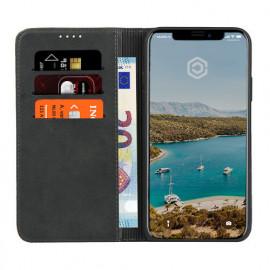 Casecentive Leren Wallet case iPhone 11 Pro Max zwart