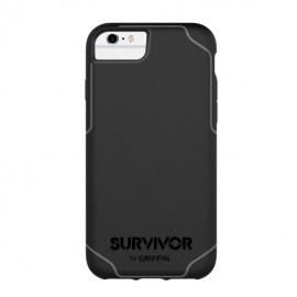 Griffin Survivor Journey iPhone 6 / 6S / 7 / 8 zwart/grijs