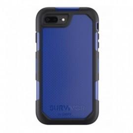 Griffin Survivor Summit case iPhone 7 / 8 Plus blauw