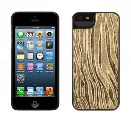 Griffin Moxy Form iPhone 5(S)/SE Zebra goud/zwart