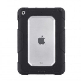 Griffin Survivor All-Terrain Case iPad 2017 / 2018 zwart / transparant