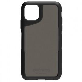 Griffin Survivor Endurance iPhone 11 Pro Max zwart / grijs