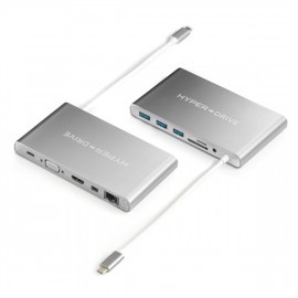 HyperDrive USB-C Ultimate Hub 11-in-1