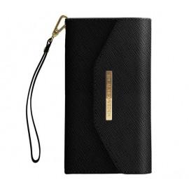 iDeal of Sweden Mayfair Clutch Wallet case iPhone 11 Pro zwart